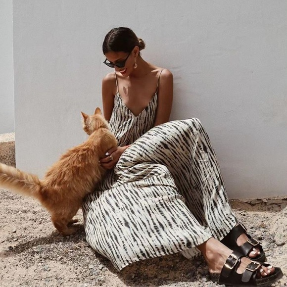 Zara Dresses & Skirts - NWT Zara Dye Dress